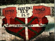 Basque Nationalist mural