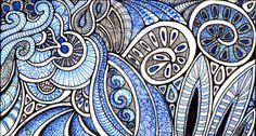 Small Blue Tile by Artwyrd on deviantART