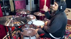 Meinl Cymbals Demo Drums, Music Instruments, Shopping, Drum Kit, Drum, Musical Instruments