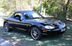 Mazda MX5 love that car