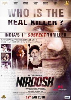 Nirdosh - First Look Poster