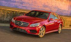 2014 Mercedes-Benz E250 BlueTec Sedan drive review - Autoweek