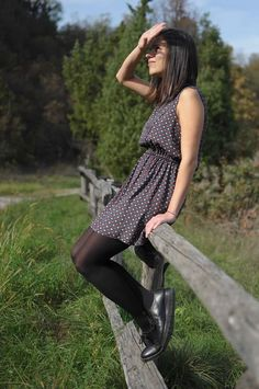 A fall Leini Dress – Named Patterns | Ladulsatina | Bloglovin'