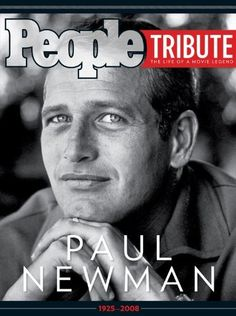 People: Paul Newman (People Tribute: The Life of a Movie Legend) by Editors of People Magazine Paul Newman Joanne Woodward, Thing 1, Robert Redford, Marlon Brando, Guy Names, People Magazine, Director, Old Tv, Classic Movies