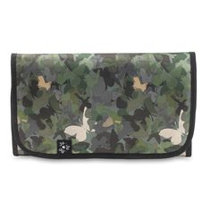 Butterfly Forest Reusable Insulated Bottle Bag Lunchbox JuJuBe Fuel Cell