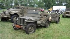 My 42 GPW at the Bantam Jeep  Festival 2014