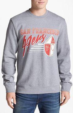Mitchell & Ness 'San Francisco 49ers' Sweatshirt | Nordstrom