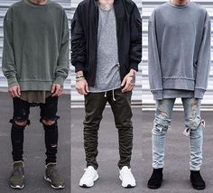 Streetwear Randomness Daily Streetwear Outfits Tag to be featured DM for promotional requests Stylish Mens Outfits, Tomboy Outfits, Cool Outfits, Casual Outfits, Men Casual, Urban Fashion, Boy Fashion, Mens Fashion, Style Fashion