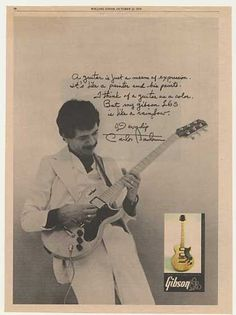 Evil Monkeys Gibson Marauder Guitar 1975 Graphic