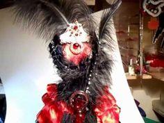 Red & Black Dressform - jennings644