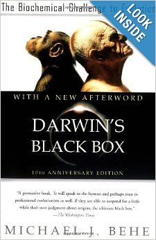 Darwin's Black Box: The Biochemical Challenge to Evolution: Michael J. Behe: 9780743290319: Amazon.com: Books
