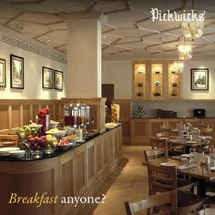 All happiness depends on a leisurely breakfast!   Enjoy a complimentary breakfast when you book a stay in one of our rooms! Book now at http://goo.gl/qp0tTu