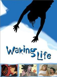 Waking Life, by Bob Sabiston and Richard Linklater, starring Ethan Hawke and Trevor Jack Brooks Julie Delpy, Film 2017, Zootopia, Apple Tv, X Men, Critique Film, Ethan Hawke, Bon Film, Life Poster