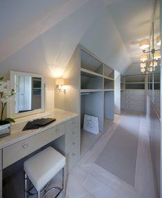 Attic Master Bedroom, Attic Bedroom Designs, Attic Bathroom, Attic Rooms, Attic Spaces, Bedroom Loft, Closet Designs, Attic Bedroom Ideas Angled Ceilings, Attic Bedroom Closets
