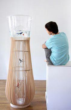 birdcage fish tank