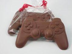 Chocolate Game Controller....yummmmmmmm