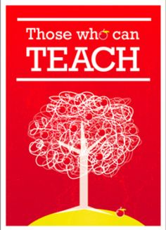 FREE Teacher poster. For all those amazing teachers out there!