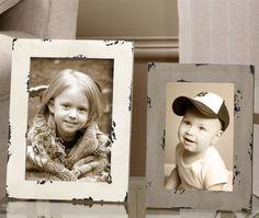 2 Piece Fir Picture Frame Set