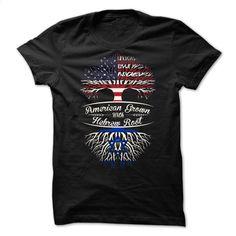 HEBREW ROOTS – Limited Edition  2015 T Shirt, Hoodie, Sweatshirts - custom t shirt #clothing #T-Shirts