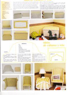 Escena bebé y tutoriales muebles