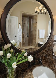 Bathroom Powder Room With Shower Design, Pictures, Remodel, Decor and Ideas - page 30