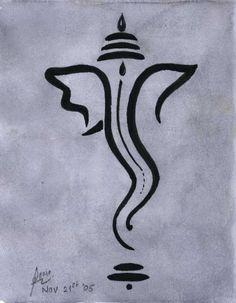 Sketchbook: Lord Ganesha