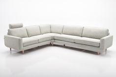 hjørnesofa - HJORT KNUDSEN AS - Living - Møbelringen House Color Schemes, Colour Schemes, House Colors, Couch, Furniture, Home Decor, Homemade Home Decor, Color Schemes, Sofa