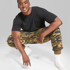Men's Big & Tall Short Sleeve Drop Shoulder Slub T-Shirt - Original Use Black 2XBT