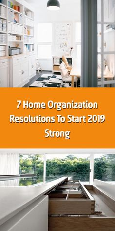 Kick 2019 off right with these home organization resolutions. Image: Rookery Design We hope you like the products we recommend. Just so you are aware, Fresho Cord Organization, Organizing, Calendar Reminder, Hanging Files, Filing System, Create Space, Around The Corner, Big Houses, Resolutions