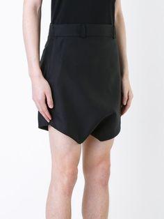 Moohong Shorts de alfaiataria