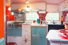 Get Away From It All in a 'Glamper' A glammed-up camper can transport you to a happy place, whether in your yard or on the highway