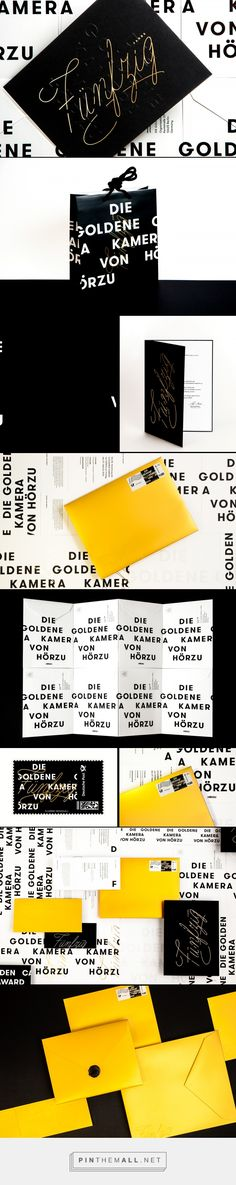 The 50th Golden Camera Awards on Behance