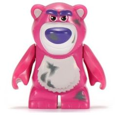 Toy Story Lotso Lego Toy Story, Lego Duplo, Marvel Dc Comics, The Simpsons, Legos, Minions, Geek Stuff, House Party, Toys