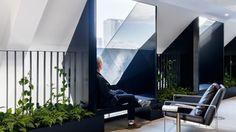 ODOS Architects designs monochrome London office for Slack app