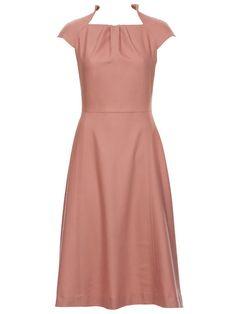 Turtleneck Dress 08/2011 #119 – Sewing Patterns | BurdaStyle.com