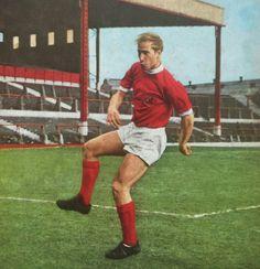 Bobby Charlton of Man Utd in 1963.