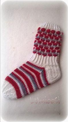 Lumioosi: Kuplasukka Embroidery, Knitting And Crocheting