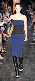 victoria beckham shoes catwalk -