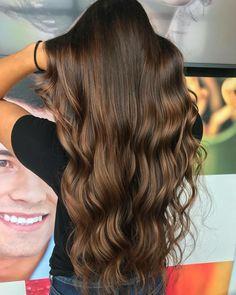 Hairstyles For Girls Cabello Hair Color Balayage, Hair Highlights, Gorgeous Hair Color, Dying My Hair, Bad Hair, Hair Looks, Hair Inspiration, Curly Hair Styles, Hair Cuts