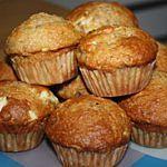Recette Muffins aux pommes, son et yogourt Dessert Weight Watchers, Muffin Bread, Beignets, Scones, Biscuits, Paleo, Menu, Cooking Recipes, Lunch