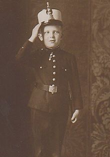 Alfonso, Prince of Asturias (1907 - 1938). Son of Alfonso XIII and Victoria Eugenie of Battenburg. He married twice and had no children.