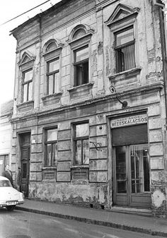 Ferencesek utcája (Sallai utca) 17. Utca, Old Pictures, Historical Photos, Historical Pictures, History Photos, Old Photos