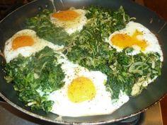 Eggs Florentine   Click here to get more Dukan diet friendly recipes: mydukandiet.com/