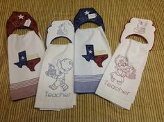 My designs from Sam and Sue goes to School and Texas yet to be released