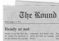 The Newspaper Clipping Image Generator - Create your own fun newspaper - this looks fun!  I want to try this.