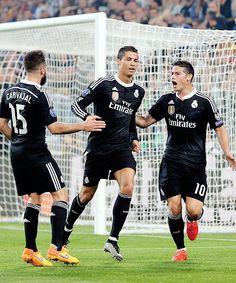 Real Madrid vs Juventus, Champions League  semi final in Turin 5.5.15