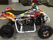 2014 Can-am DS 450 X-MX BSC Performance National Level Race Quad.