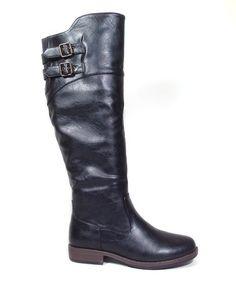 Love this Black Montana Boot on #zulily! #zulilyfinds
