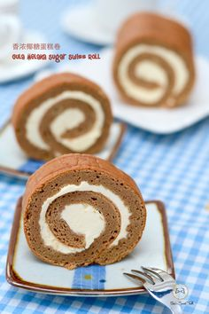 This is a great rolled cake recipe adapted from Keiko Ishida's 'Sweet Treats Made With Love' . If you do come across her book, I recomme...