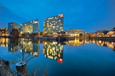 Spieglein, Spieglein an der Elbe - Hamburg | pixelpiraten.net